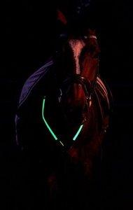 LED Neck Rope -groen-